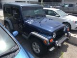 Photo of Blue 2002 Jeep TJ