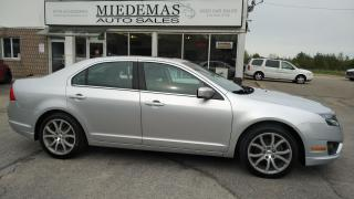 Used 2012 Ford Fusion SEL for sale in Mono, ON