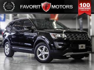 Used 2016 Ford Explorer LEATHER   SUNROOF   NAVIGATION for sale in North York, ON