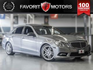 Used 2011 Mercedes-Benz E-Class 4MATIC® for sale in North York, ON