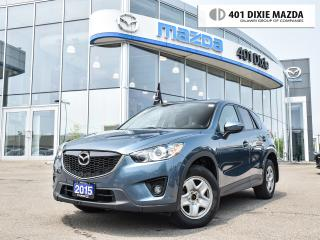 Used 2015 Mazda CX-5 GS|ONE OWNER|SUNROOF|ALLOY WHEELS| for sale in Mississauga, ON