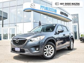 Used 2013 Mazda CX-5 GS|ONE OWNER|NO ACCIDENTS|BACK UP CAMERA| for sale in Mississauga, ON