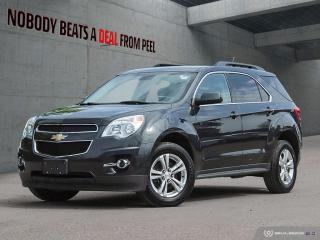 Used 2014 Chevrolet Equinox 1LT*Bluetooth*Camera*Roof Rack*Certified*Clean for sale in Mississauga, ON