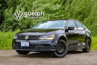 Used 2015 Volkswagen Jetta Trendline + Heated Seats, Bluetooth for sale in Guelph, ON