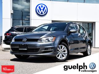 Used 2015 Volkswagen Golf COMFORTLINE for sale in Guelph, ON