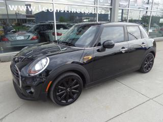 Used 2016 MINI 5 Door Cooper 6SPEED MANUAL, PANORAMIC ROOF, LOADED ! for sale in Etobicoke, ON