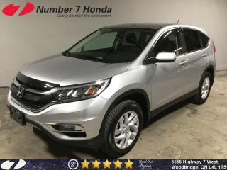 Used 2016 Honda CR-V SE| 22,388 KM, Backup Cam, All-Wheel Drive! for sale in Woodbridge, ON