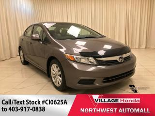 Used 2012 Honda Civic Sdn EX for sale in Calgary, AB