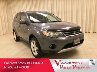 Used 2008 Mitsubishi Outlander XLS for sale in Calgary, AB