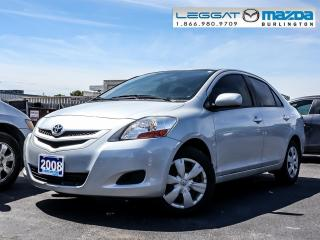 Used 2008 Toyota Yaris BASE for sale in Burlington, ON