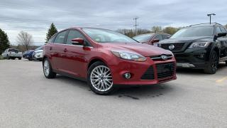 Used 2013 Ford Focus Titanium for sale in Midland, ON