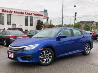 Used 2018 Honda Civic Sedan SE - Honda Sensing - Smart Key - Rear Camera for sale in Mississauga, ON