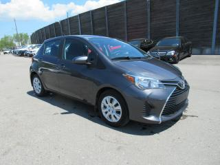 Used 2015 Toyota Yaris for sale in Toronto, ON