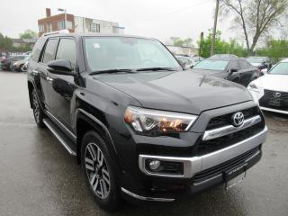 Used 2017 Toyota 4Runner for sale in Toronto, ON