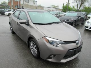 Used 2015 Toyota Corolla for sale in Toronto, ON