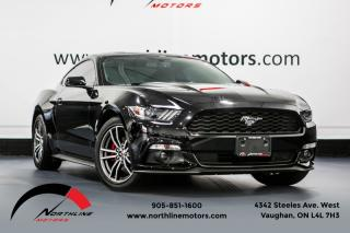 Used 2017 Ford Mustang Fastback EcoBoost Premium|Navigation|Red Interior|Shaker for sale in Vaughan, ON
