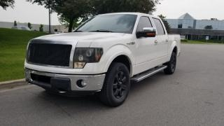 Used 2011 Ford F-150 4WD SuperCrew | Navi | Sunroof | Remote Starter for sale in Vaughan, ON