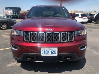 Used 2018 Jeep Grand Cherokee Laredo - Demo, 7.0 Media Screen, Sunroof, Htd Seat for sale in Etobicoke, ON