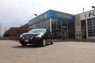 Used 2014 Nissan Sentra SL | HEATED SEATS | NAV | BLUETOOTH | BACKUP CAMERA | KEYLESS ENTRY for sale in Hamilton, ON