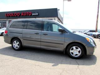Used 2008 Honda Odyssey LX 7 Passenger Automatic Certified 2YR Warranty for sale in Milton, ON