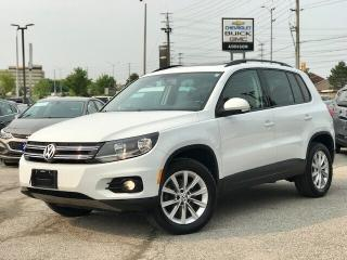 Used 2015 Volkswagen Tiguan Comfortline 6sp at Tip Pano Roof|Rear CAM| for sale in Mississauga, ON
