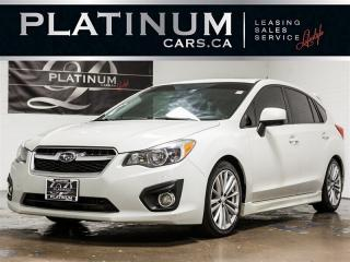 Used 2012 Subaru Impreza 2.0i 5SP MAN, SUNROOF, Heated SEATS, Bluetooth for sale in Toronto, ON