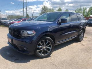 Used 2018 Dodge Durango for sale in St Catharines, ON