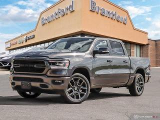 New 2019 RAM 1500 Sport  - Remote Start - $330.73 B/W for sale in Brantford, ON