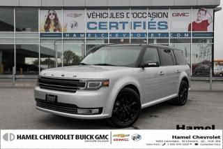 Used 2019 Ford Flex LTD for sale in St-Léonard, QC