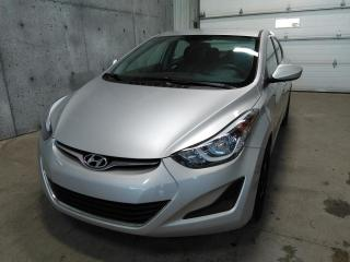 Used 2015 Hyundai Elantra Gl T.équipé for sale in Lévis, QC