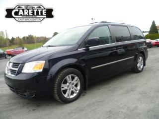 Used 2010 Dodge Grand Caravan Sxt Stow N' Go for sale in East broughton, QC