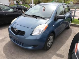 Used 2007 Toyota Yaris LE for sale in Québec, QC