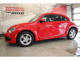 Used 2012 Volkswagen Beetle for sale in Lévis, QC