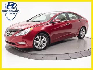 Used 2011 Hyundai Sonata Ltd Gps Cuir for sale in Brossard, QC