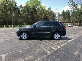 Used 2013 Jeep Grand Cherokee LAREDO 4x4 for sale in Cayuga, ON