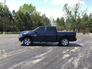 Used 2016 RAM 1500 SPORT CREW CAB 4X4 for sale in Cayuga, ON