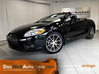 Used 2011 Mitsubishi Eclipse Spyder Gs, Convertible for sale in Sherbrooke, QC