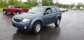 Used 2011 Mazda Tribute GX AWD 4cyl 171k safetied we finance GX for sale in Madoc, ON