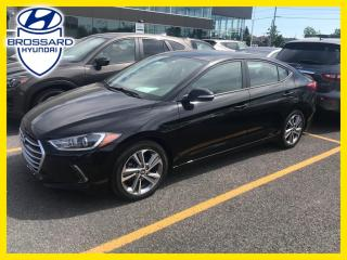 Used 2017 Hyundai Elantra Gls T.ouvrant for sale in Brossard, QC