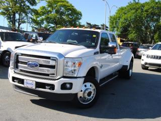 Used 2016 Ford F-450 Platinum for sale in Halifax, NS