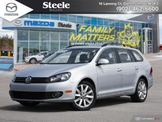 Used 2013 Volkswagen Golf Wagon TDI Highline for sale in Dartmouth, NS