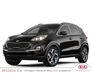 Used 2020 Kia Sportage EX TECH AWD for sale in Pickering, ON