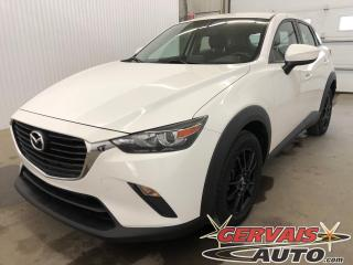 Used 2016 Mazda CX-3 GX AWD for sale in Shawinigan, QC
