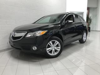 Used 2015 Acura RDX Traction intégrale, 4 portes for sale in Chicoutimi, QC