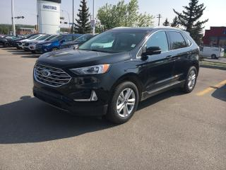 New 2019 Ford Edge SEL 2.0L Ecoboost - Adaptive cruise - Nav - Power liftgate for sale in Okotoks, AB