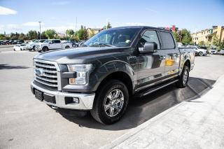 Used 2015 Ford F-150 XLT 3.5L Ecoboost, XTR package, Trailer tow package, rear view camera and more for sale in Okotoks, AB
