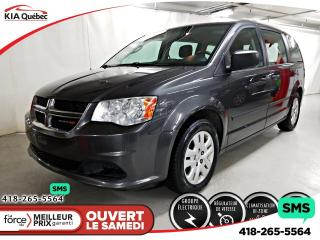 Used 2015 Dodge Grand Caravan Se A/c A/c Deux for sale in Québec, QC