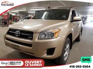 Used 2009 Toyota RAV4 V6 Awd A/c Hitch for sale in Québec, QC