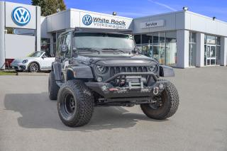 Used 2018 Jeep Wrangler JK Unlimited Sahara *LIFTED* *WINCH* *NAVIGATION* for sale in Surrey, BC