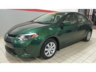 Used 2015 Toyota Corolla Le/aut/a/c/siege Ch for sale in Terrebonne, QC
